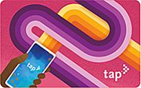 TAP App Commemorative Card - pink