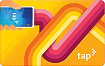 TAP App Commemorative Card - yellow